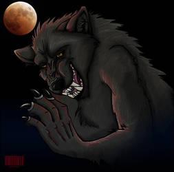bleeding souls werewolf by 00129