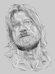 Jaime Lannister by MiliaTimmain