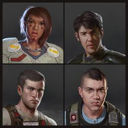 Commanders by demonui
