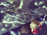 Fateful Flight by BladeGunSniper