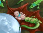 Baby Takoda  by BladeGunSniper