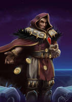 Medivh by leometroid