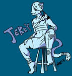 Jerry Sketch by MuzikBocks