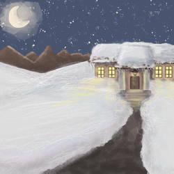 Winter by Seamonkey-Sama