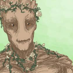 I Am Groot by Seamonkey-Sama