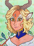 Amberley Leaf by Hasure