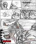 Doragon Konpaku: Book 1: Terrium: Page 2-8 by AxisofDestruction