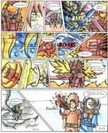 Doragon Konpaku: Book 1: Terrium: Page 2-15 by AxisofDestruction