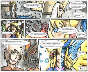 Doragon Konpaku: Book 1: Terrium: Page 3-11 by AxisofDestruction