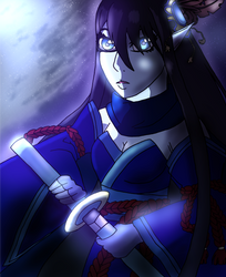 TZ: Aoi, Ice Princess by AxisofDestruction