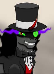 Gentleman King Sombra by Gennbu