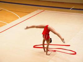 Rhythmic Gymnastics 4 by GaiaShirley