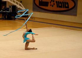 Rhythmic Gymnastics 10 by GaiaShirley