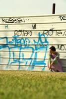 Graffiti B7 by GaiaShirley