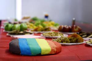Pride Cake by GaiaShirley