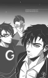 Grims by hujikari