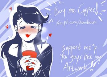 Buy Me Coffee! by hujikari