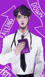 dr jin by silentpokefreak01