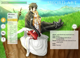 Sword Art Online by Kryhelis