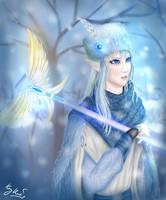 Hight Elf by Kryhelis