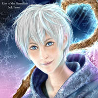 Rise of the Guardians: Jack Frost by Kryhelis