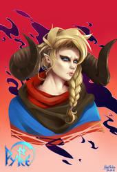 Jodariel by Kryhelis
