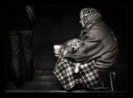 Street reality by PawelJG