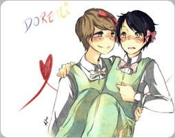 SuJu: Kyumin Do re mi by Fuko-chan