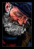 old man by bogdanalbei