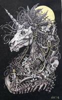 Inktober- tribute to Lovell-art by Assink-art