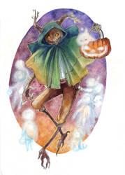 Guardian of Halloween by Lamby-J