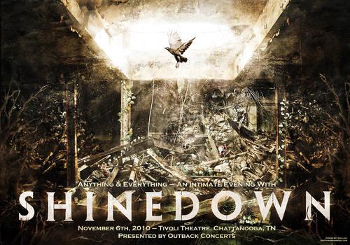 Shinedown by xzebulonx