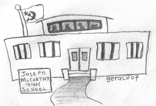 Joseph McCarthy High School by you-fat-bastards