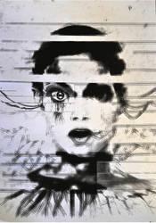 Cyborg Woman- Glitch by oO-sam-Oo