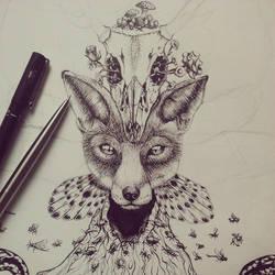 Work in Progress 'Forest' by oO-sam-Oo