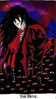 The Devil by DanceswithElvis