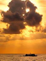 Boracay Sunset by misternow