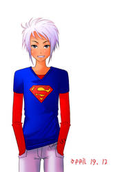 kua ran superman by fushina