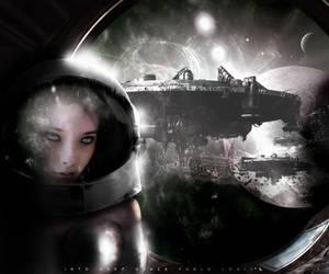 Into Deep Space by zoneekap
