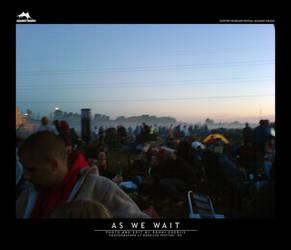 As We Wait by sqdev
