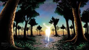 Forest Spirit by Phaelis