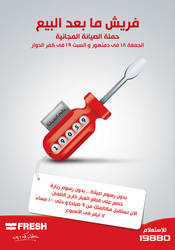 Fresh maintenance by cancera3