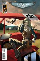 KILLER LOOP 0 COVER C by GGSTUDIO