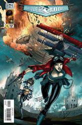 KILLER LOOP 1 COVER A by GGSTUDIO