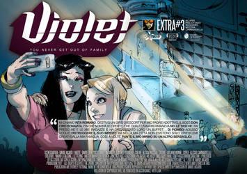 Violet Extra#3 by GGSTUDIO