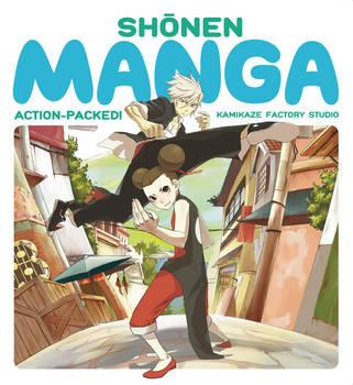 SHONEN MANGA ACTION-PACKED! by kamikazefactory