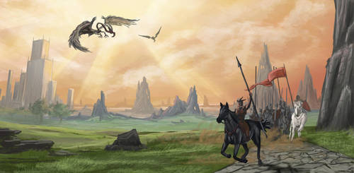 Imperial Guard by VonStreff