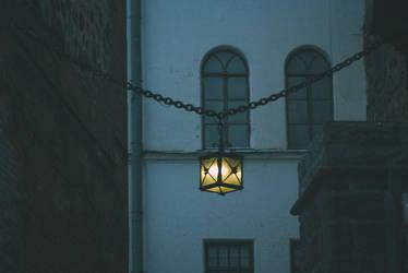 Vyborg castle IV by erynrandir