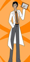 Male Dr. Holiday by Xing-2-Lee