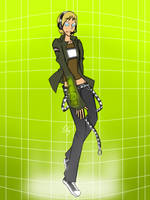 Vocaloid Noah by Xing-2-Lee